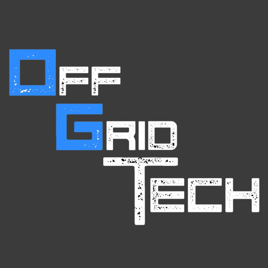 off grid tech logo